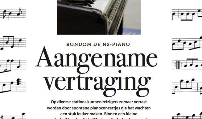 Pianoreportage Spoor